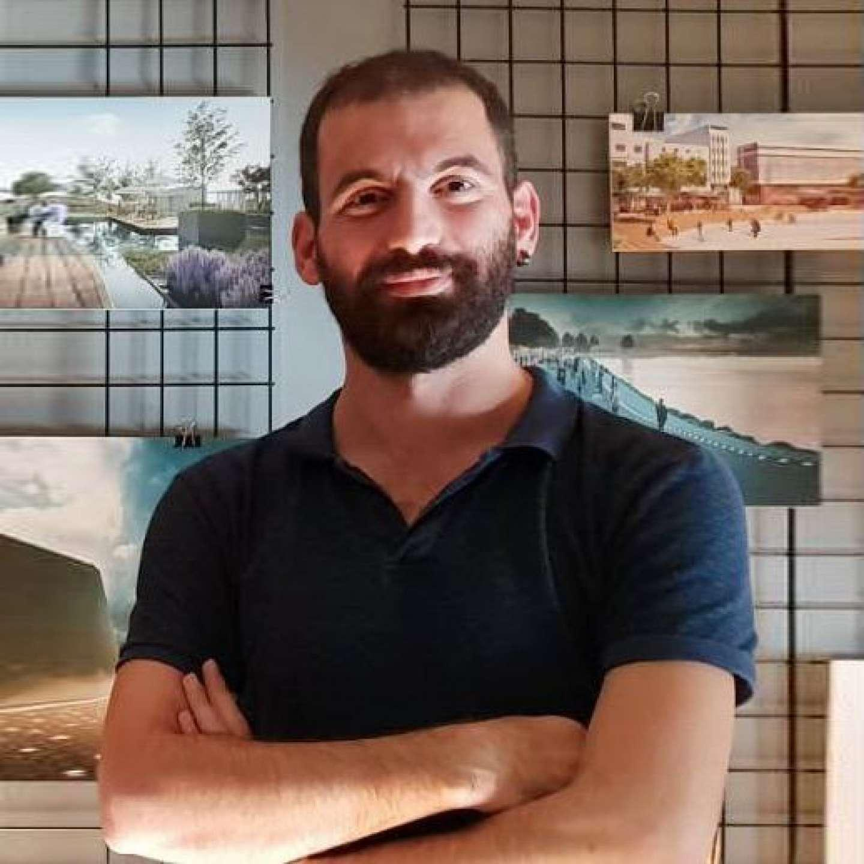 Kentsel Tasarımcı ve Pey. Mim. Mehmet Cemil Aktaş